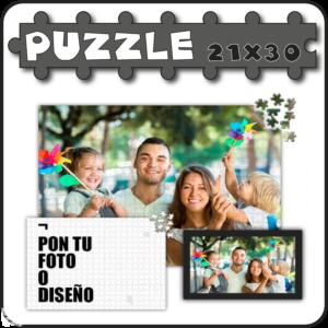 puzzle personalizado 21x30 - vinilosymas.es
