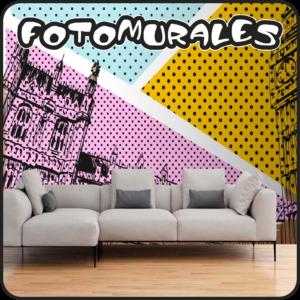 Foto murales personalizados
