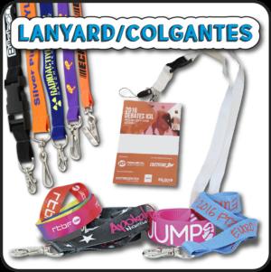 Lanyard-colgantes personalizados