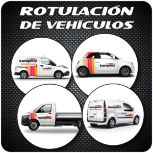 Rotulación de vehículos