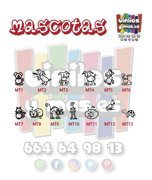 mascotas - vinilosymas.es