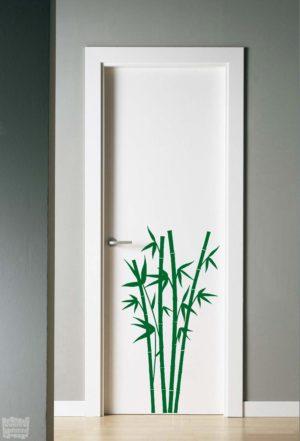 Vinilo decorativo bambu.