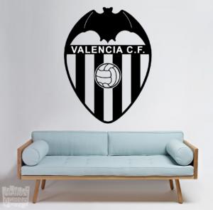 Vinilo decorativo Escudo Valencia Club de Fútbol.