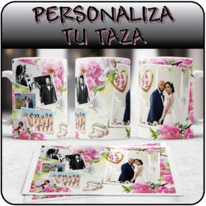 Personaliza tu taza completamente