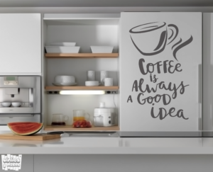 coffe is always a good idea - vinilosymas.es