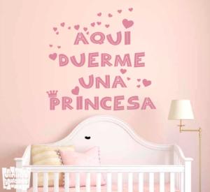 aqui duerme una princesa - vinilosymas.es