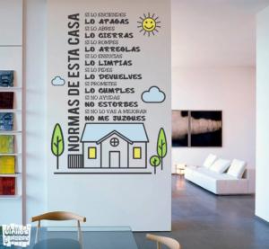 Normas de esta casa - vinilosymas.es