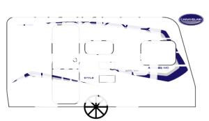 Kit vinilos caravelair 2020 - vinilosymas.es